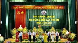 Đảng bộ huyện Lạng Giang - tổ chức Đảng tiêu biểu của tỉnh Bắc Giang