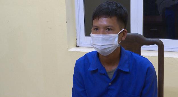 Tạm giữ hình sự đối tượng cướp xe máy tại Bắc Ninh