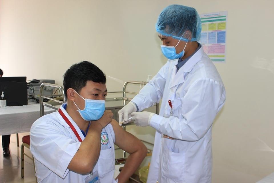 Bắc Ninh: 277.000 người đã được tiêm vắc xin phòng Covid-19