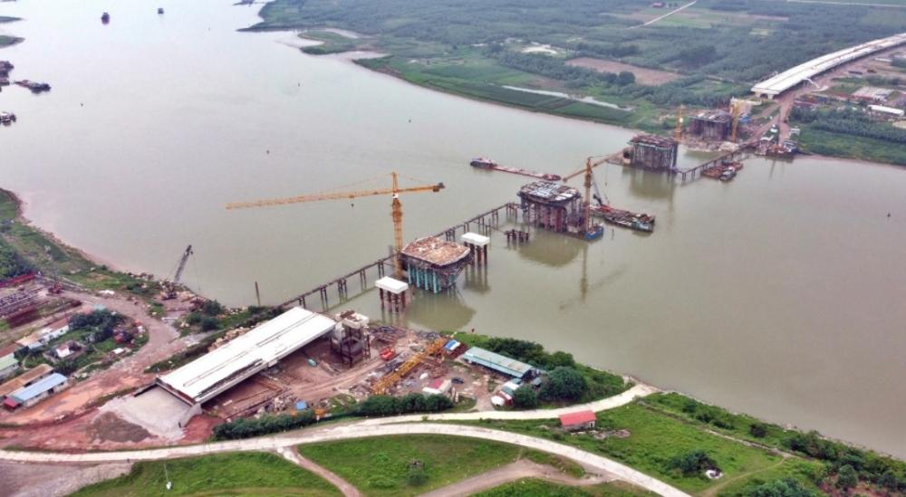 Bắc Ninh: Dự án cầu Phật Tích - Đại Đồng Thành chậm tiến độ, trách nhiệm thuộc về ai?