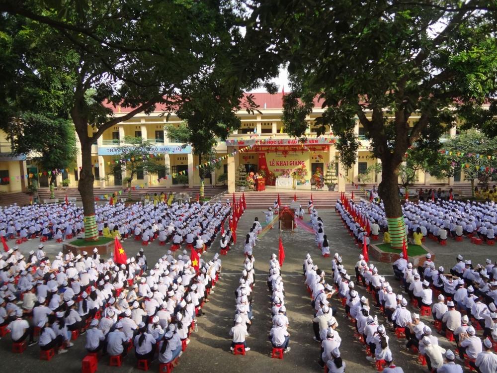 Bắc Ninh: Các trường học trên địa bàn tỉnh sẽ khai giảng vào ngày 5/9 tới đây