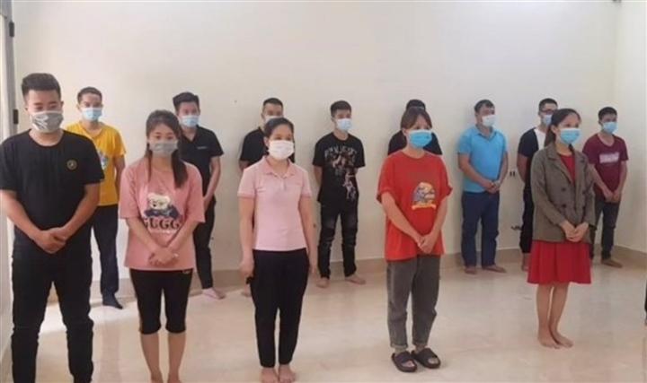 Bắc Ninh: Khởi tố 12 đối tượng làm giả phiếu xét nghiệm Covid-19