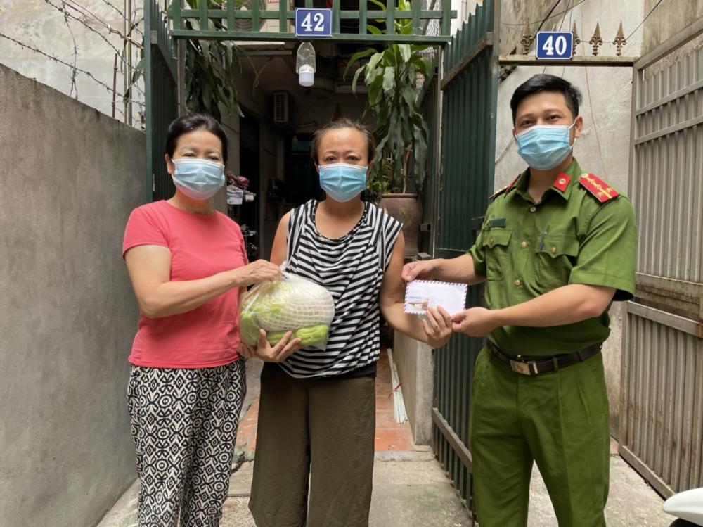 """Hà Nội: Phường Dịch Vọng Hậu chủ động giữ vững """"vùng xanh"""""""