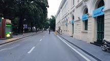 Hà Nội: Lên phương án cấm phương tiện giao thông trong vòng 1 tháng tại phố đi bộ