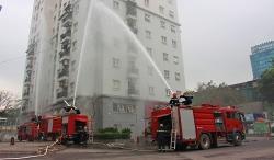 Hiệu quả từ các phương án diễn tập phòng cháy chữa cháy