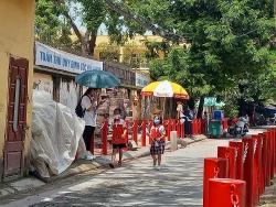 Hà Nội: Bất cập tại Dự án cải tạo hạ tầng phường Quang Trung