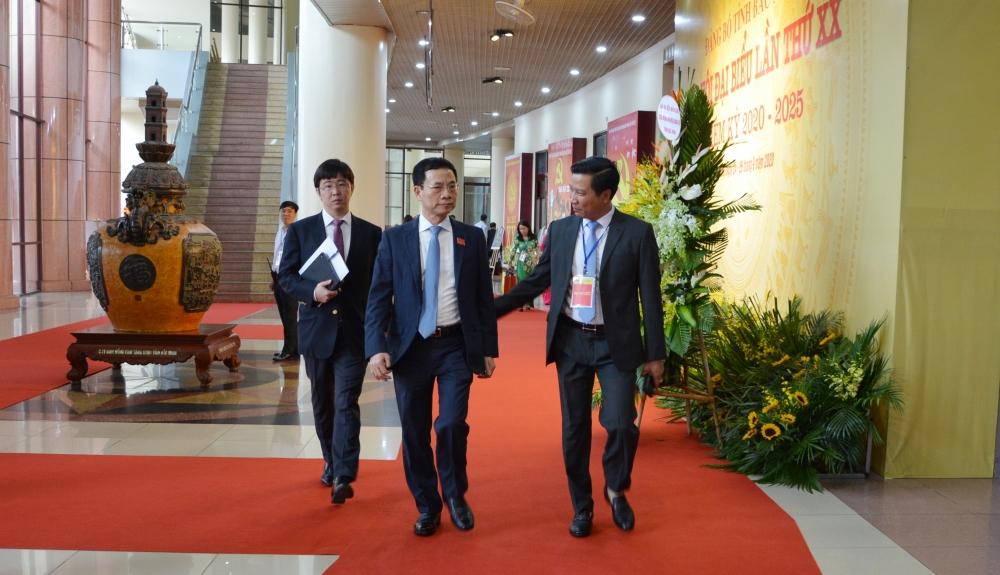 Đại tướng Tô Lâm tham dự Đại hội Đảng bộ tỉnh Bắc Ninh