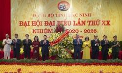 Khai mạc Đại hội Đảng bộ tỉnh Bắc Ninh lần thứ XX