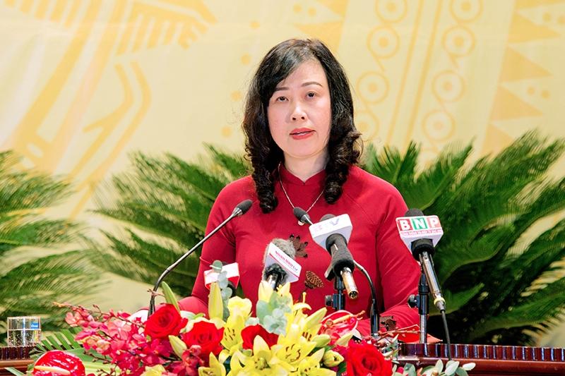 Chân dung bà Đào Hồng Lan, tân Bí thư Tỉnh ủy Bắc Ninh