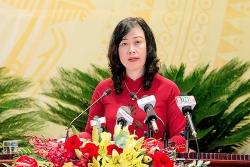Bắc Ninh: Bà Đào Hồng Lan được bầu làm Bí thư Tỉnh ủy với phiếu tín nhiệm 100%