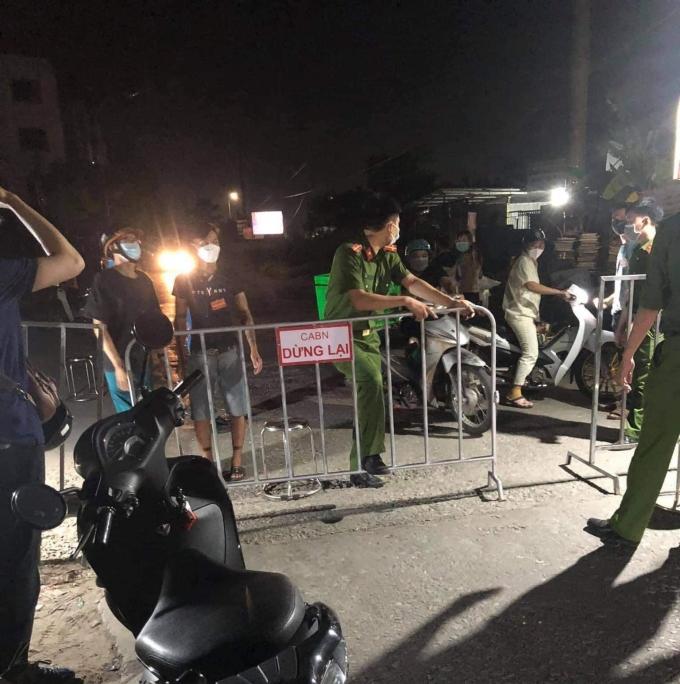 Bắc Ninh: Thiết lập cách ly y tế toàn bộ xã Đại Đồng, huyện Tiên Du