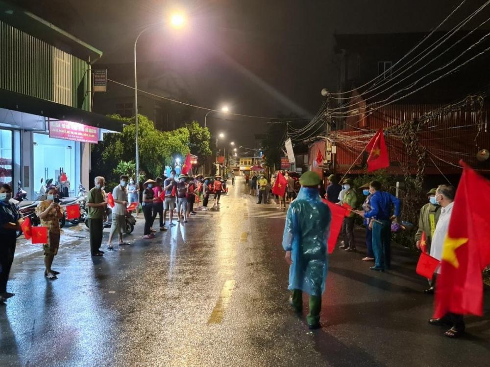 Bắc Ninh: Điều chỉnh giãn cách xã hội huyện Lương Tài theo Chỉ thị 19