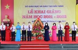 Bắc Ninh: Khai giảng năm học mới 2021-2022 trên sóng truyền hình