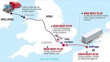 Tổng hợp cuối tuần: Rúng động trước thông tin 39 người chết trong container ở Anh