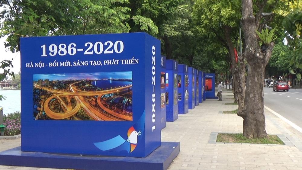 Hà Nội thực hiện tốt chương trình phát triển đồng bộ hạ tầng
