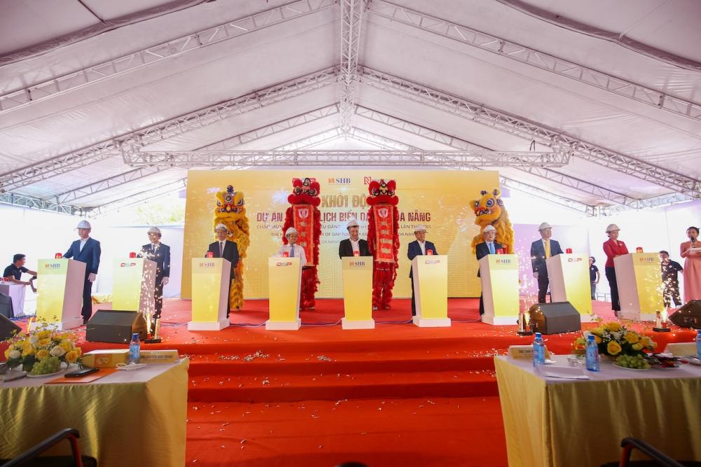 Khởi động Dự án du lịch biển DAP với tổng vốn đầu tư 5.000 tỷ đồng tại Đà Nẵng