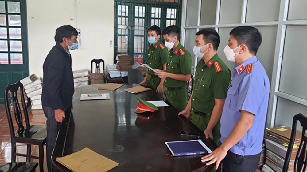Bắc Ninh: Khởi tố 5 bị can nguyên là cán bộ, lãnh đạo huyện Yên Phong và thị trấn Chờ