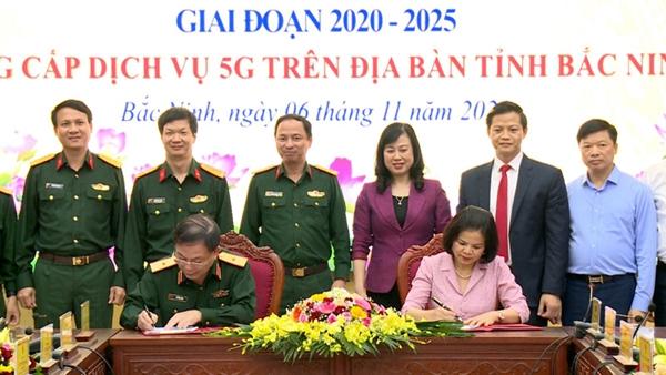 Bắc Ninh: Bước tiến mới xây dựng chính quyền điện tử, đô thị thông minh