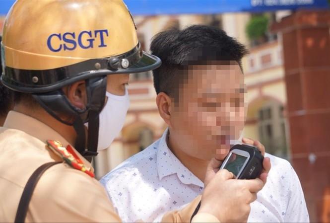 Bắc Ninh: Một tài xế bị phạt gần 50 triệu đồng vì vi phạm Nghị định 100
