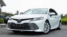 trieu hoi toyota camry 2019 do loi day dai an toan