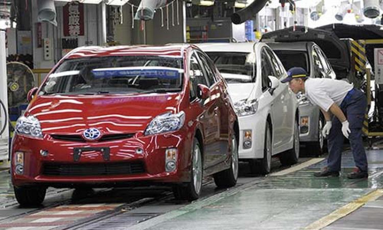 Toyota và Lexus triệu hồi gần 700.000 xe do lỗi chết máy nguy hiểm
