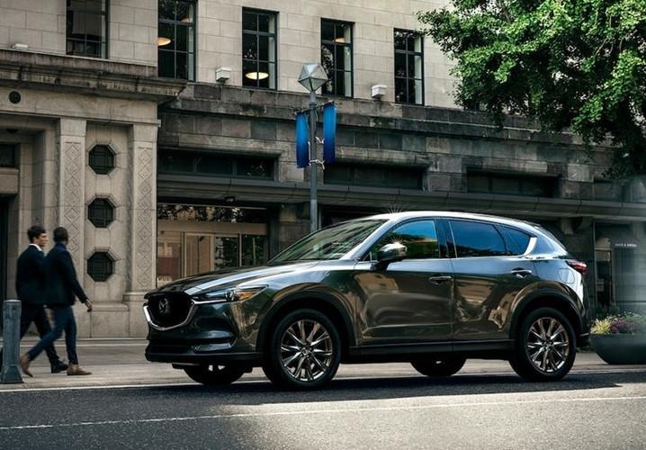 Xuất hiện Mazda CX-5 phiên bản động cơ Diesel