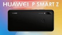 huawei tung ra thi truong smartphone p smart z