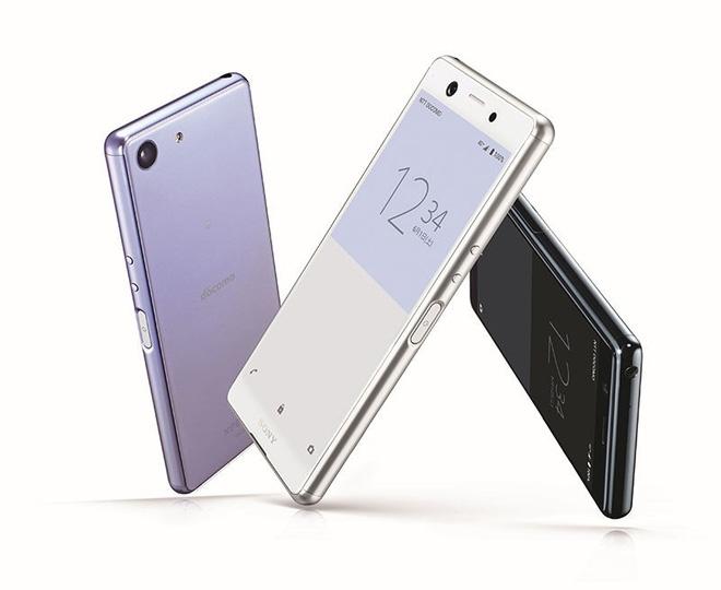 sony xperia ace smartphone tam trung cua sony