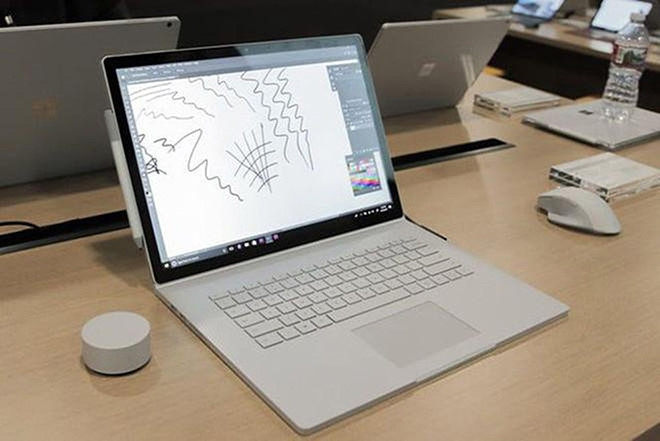 microsoft ra mat surface book 2 15 inch moi voi gia re hon