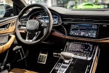 Ngắm Audi Q8 bản đặc biệt trưng bày tại Đức