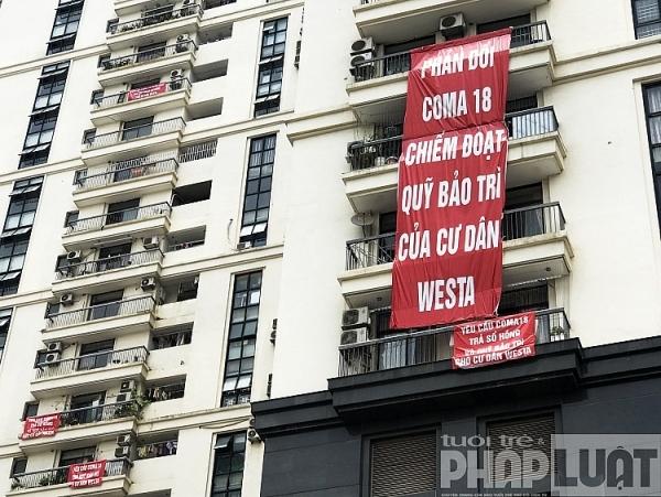 Tài sản của cư dân Westa bị cầm cố ngân hàng, chủ đầu tư nói gì?