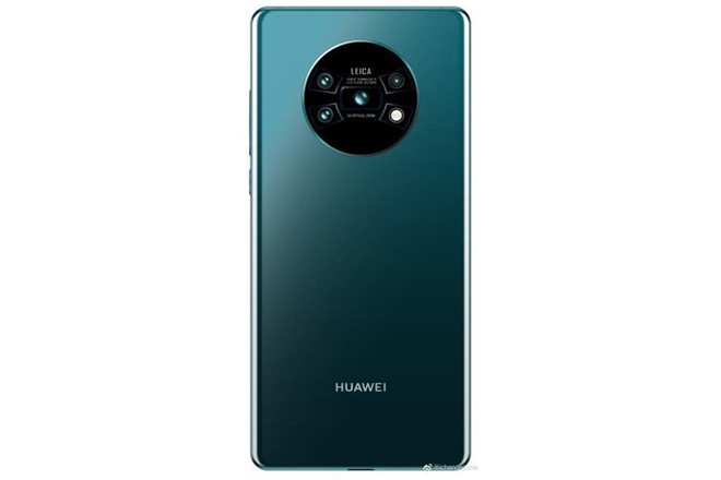 huawei mate 30 pro se co nhan dien khuon mat giong iphone x