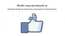 tran lan dich vu rip nick facebook nguoi dung hoang mang
