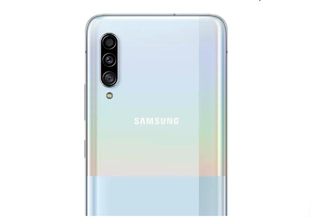galaxy a90 5g smartphone cong nghe khong day sieu toc gia re cua samsung