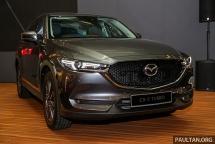 Mazda CX-5 ra mắt phiên bản dùng động cơ tăng áp