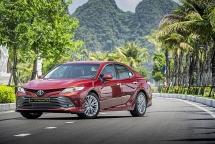 Toyota Việt Nam tài trợ 2 mẫu ô tô hot cho giải Golf từ thiện HanoiTV – BRG – Seabank
