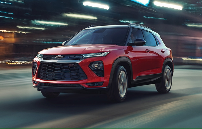 chevrolet trailblazer 2021 thuc su lot xac
