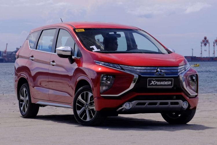 Mitsubishi Xpander bị triệu hồi tại Philipines