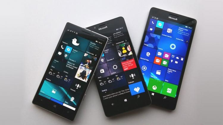 microsoft se ngung ho tro cac thiet bi su dung windows 10 mobile