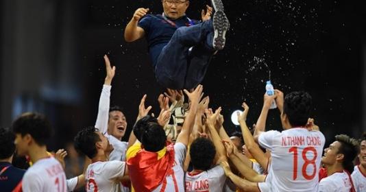 U22 Việt Nam thống trị đội hình tiêu biểu SEA Games 30