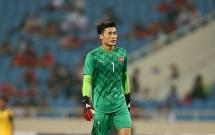 Chia tay Hà Nội, Thủ môn Bùi Tiến Dũng sẽ đầu quân cho đương kim Á quân V-League?