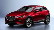 Mazda CX-3 sắp trình làng, giá bán từ 501 triệu đồng