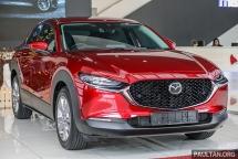 Mazda CX-30 vừa trình làng Đông Nam Á có gì nổi bật?