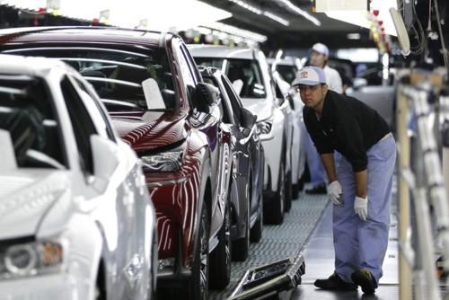 Chi nhánh Toyota tại Trung Quốc bị phạt vì áp đặt giá bán Lexus