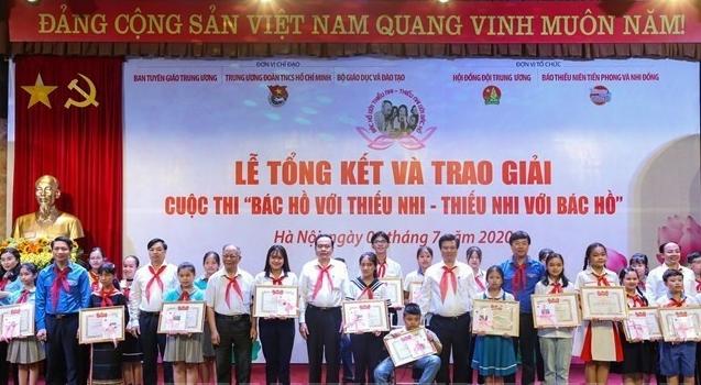 Lễ tổng kết và trao giải cuộc thi