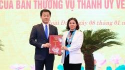 Đồng chí Nguyễn Xuân Đại làm Bí thư Huyện ủy Hoài Đức