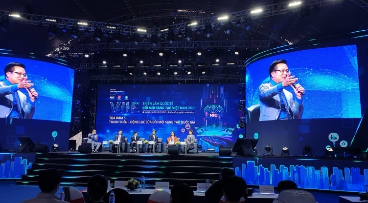 Thành đoàn Hà Nội muốn hợp tác với NIC thúc đẩy đổi mới, sáng tạo