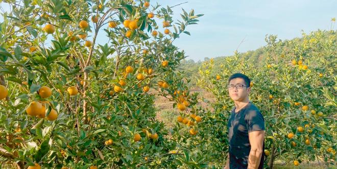 Chàng trai tốt nghiệp trường tốp, bỏ thành phố về quê làm nông - ảnh 1