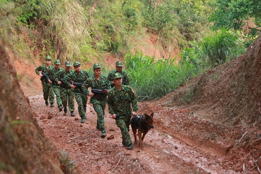 Bộ đội biên phòng Lạng Sơn tăng cường tuần tra dịp cuối năm