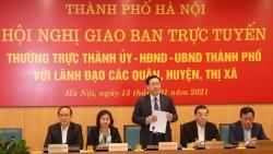 Bí thư Thành ủy Vương Đình Huệ: Giao chỉ tiêu cao để tạo áp lực, động lực phát triển